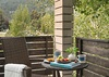 Deck Dining - Taminah Retreat - Jackson, WY - Luxury Villa Rental