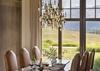 Formal Dining - Last Chance Ranch - Jackson Hole, Wyoming - Luxury Villa Rental