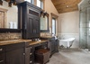Master Bathroom - All Spruced Up - Jackson Hole, WY - Luxury Villa Rental