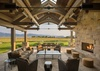 Patio - Last Chance Ranch - Jackson Hole, Wyoming - Luxury Villa Rental