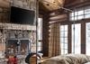 Guest Bedroom 1 - Phillips Ridge - Jackson, WY - Luxury Villa Rental