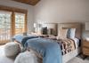 Guest Bedroom 3 - Mountain View - Wilson, WY - Luxury Villa Rental