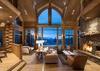 Great Room - Mountain View - Wilson, WY - Luxury Villa Rental