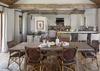 Dining - Shooting Star Cabin 11 - Teton Village, WY - Luxury Villa Rental
