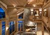 Juliet Balcony off Bedroom 2 - Mountain View - Wilson, WY - Luxury Villa Rental