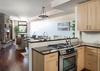 Kitchen - Pearl at Jackson 203 - Jackson Hole, WY - Luxury Villa Rental