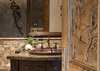 Powder Room - All Spruced Up - Jackson Hole, WY - Luxury Villa Rental