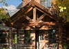 Front Exterior - Shooting Star Cabin 11 - Teton Village, WY - Luxury Villa Rental
