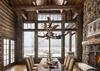 Dining - Phillips Ridge - Jackson, WY - Luxury Villa Rental