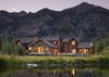 Back Exterior - Four Pines 77 - Teton Village, WY - Luxury Villa Rental