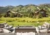 Patio - Lodge at Shooting Star 02 - Teton Village, WY - Luxury Villa Rental