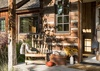 Front Door - Shooting Star Cabin 11 - Teton Village, WY - Luxury Villa Rental