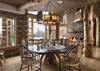 Dining - Mountain View - Wilson, WY - Luxury Villa Rental