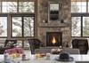 View from Kitchen - The Nest - Jackson, WY - Luxury Villa Rental