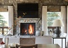 Dining and Great Room - Shooting Star Cabin 11 - Teton Village, WY - Luxury Villa Rental