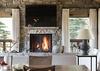 Dining and Great Room - Shooting Star Cabin 11 - Teton Village, WY - Luxury Villa Rental
