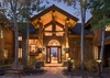 Entry - Mountain View - Wilson, WY - Luxury Villa Rental