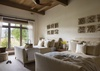 Guest Bedroom 1 - Last Chance Ranch - Jackson Hole, Wyoming - Luxury Villa Rental