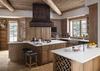 Kitchen - Mountain View - Wilson, WY - Luxury Villa Rental