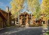 Front Exterior - Mountain View - Wilson, WY - Luxury Villa Rental