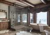 Master Bathroom - Phillips Ridge - Jackson, WY - Luxury Villa Rental