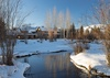 Back Exterior - Elk Pass - Jackson Hole, WY - Luxury Villa Rental