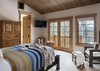 Guest Bedroom 2 - Mountain View - Wilson, WY - Luxury Villa Rental