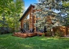 Back Exterior - Hall Haven - Jackson, WY - Luxury Villa Rental