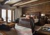 Guest Bedroom - 2 Phillips Ridge - Jackson, WY - Luxury Villa Rental