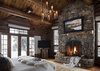 Master Bedroom - Phillips Ridge - Jackson, WY - Luxury Villa Rental
