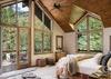 Master Bedroom - Holly Haus - Teton Village, WY - Luxury Villa Rental