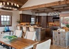 Kitchen - Shooting Star Cabin 01 - Teton Village, WY - Luxury Villa Rental