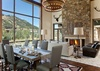 Great Room - Fish Creek Lodge 02 - Teton Village, WY - Luxury Cabin Rental