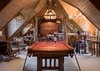 Game Room - Royal Wulff Lodge - Jackson Hole, WY - Private Luxury Villa Rental