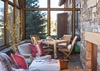 Patio - Lodge at Shooting Star 01 - Teton Village, WY - Luxury Villa Rental
