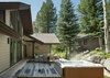 Hot Tub and Dining - Moose Trail Lodge - Teton Village, WY - Luxury Villa Rental