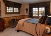 Guest Bedroom 3 - Shoshone Lodge - Jackson Hole Luxury Villa Rental
