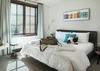 Guest Bedroom 1 - Fish Creek Lodge 11 - Teton Village - Luxury Villa Rental