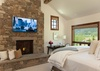 Master Bedroom - Shooting Star Cabin 01 - Teton Village, WY - Luxury Villa Rental
