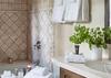 Guest Bedroom 1 Bathroom - Shooting Star Cabin 02 - Teton Village - Luxury Villa Rental