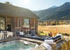 Hot Tub - Four Pines 08 - Teton Village, WY - Luxury Villa Rental