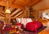 Landing with Sofa Bed - Home on the Range - Jackson Hole, WY - Luxury Villa Rental