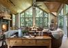 Great Room - Holly Haus - Teton Village, WY - Luxury Villa Rental