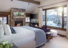Master Bedroom - Fish Creek Lodge 08 - Teton Village, WY - Luxury Villa Rental