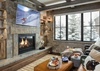 Media Room 2 -  Lake Vista - Teton Village Luxury Private Villa Rental