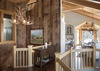 Landing - Grand View Hideout - Jackson Hole - Luxury Vacation Rental