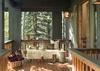 Front Walkawy - Holly Haus - Teton Village, WY - Luxury Villa Rental