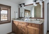 Guest Bathroom - Four Pines 102 - Teton Village Luxury Villa Rental