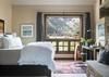 Master Bedroom - Shooting Star Cabin 02 - Teton Village - Luxury Villa Rental