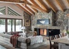 Great Room - Paintbrush Retreat - Jackson Hole Luxury Villa Rental